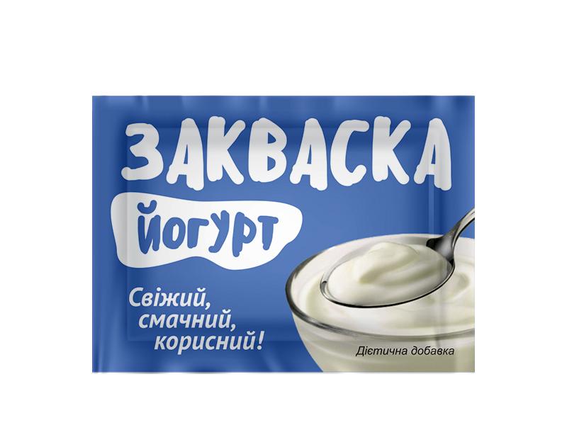 Закваска для йогурта под СТМ