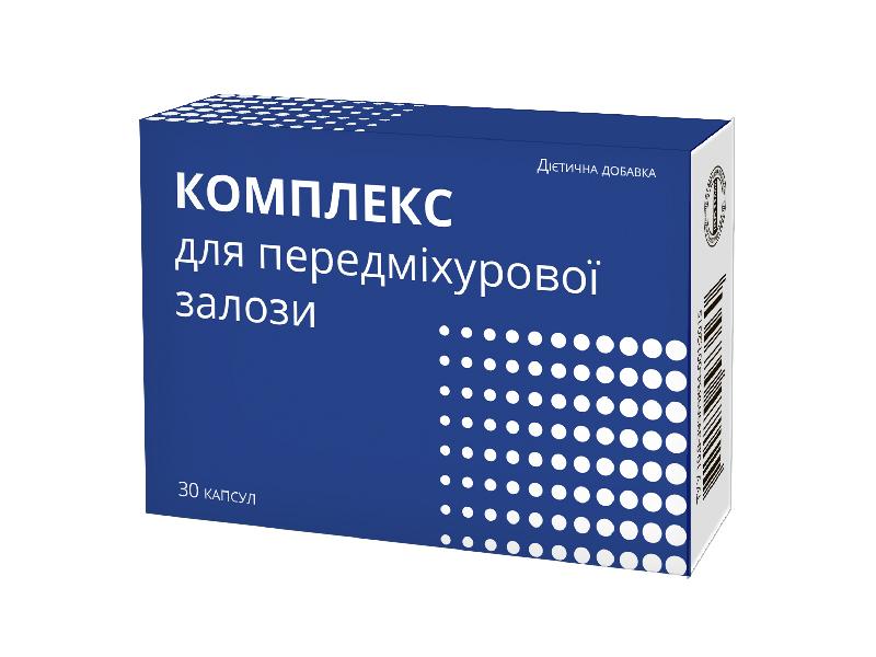 Комплекс для предстательной железы под СТМ