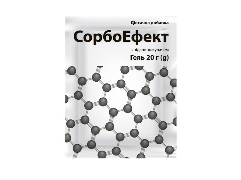 Диоксид кремния гель в саше под СТМ пример упаковки 2